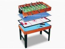 Игровой стол 4in1 SANTOS